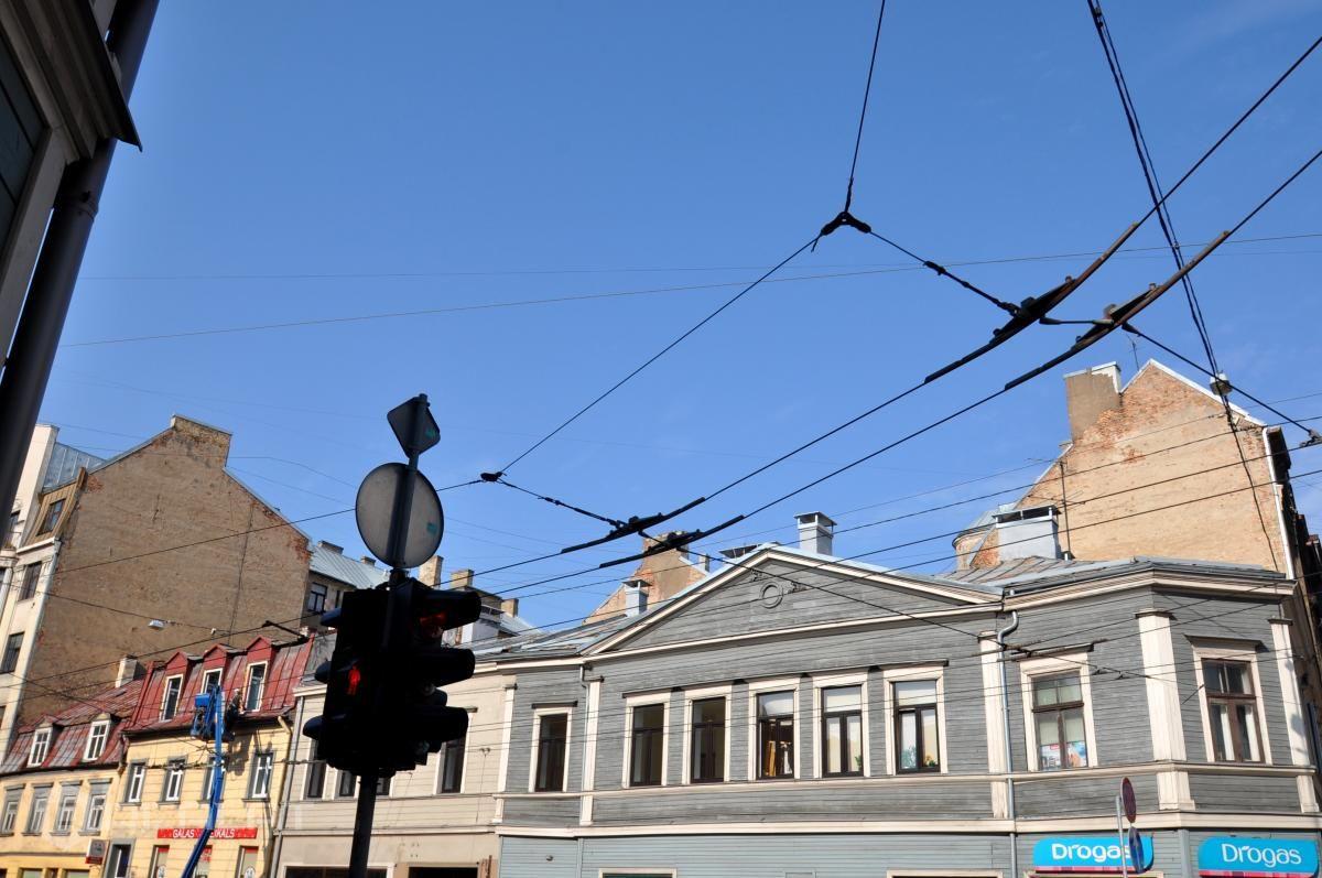 Čaka A. Street