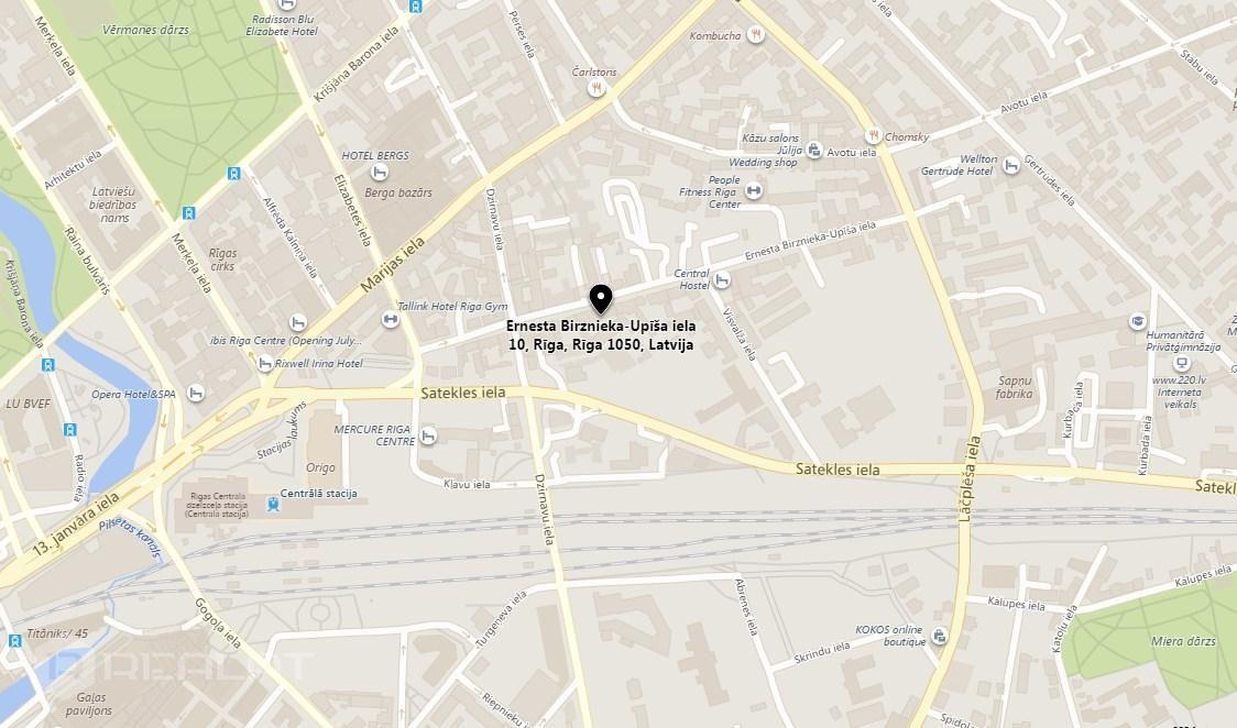 Birznieka-Upīša E. iela