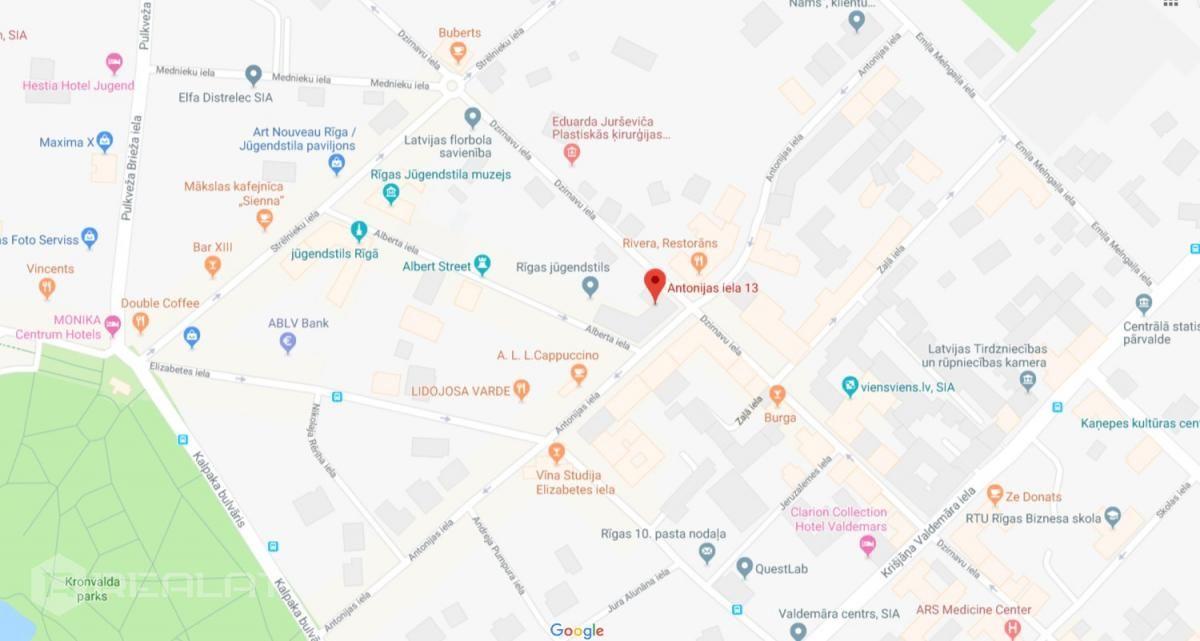 Antonijas iela