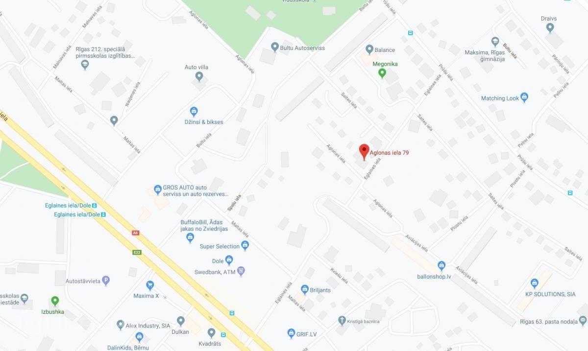 Aglonas iela