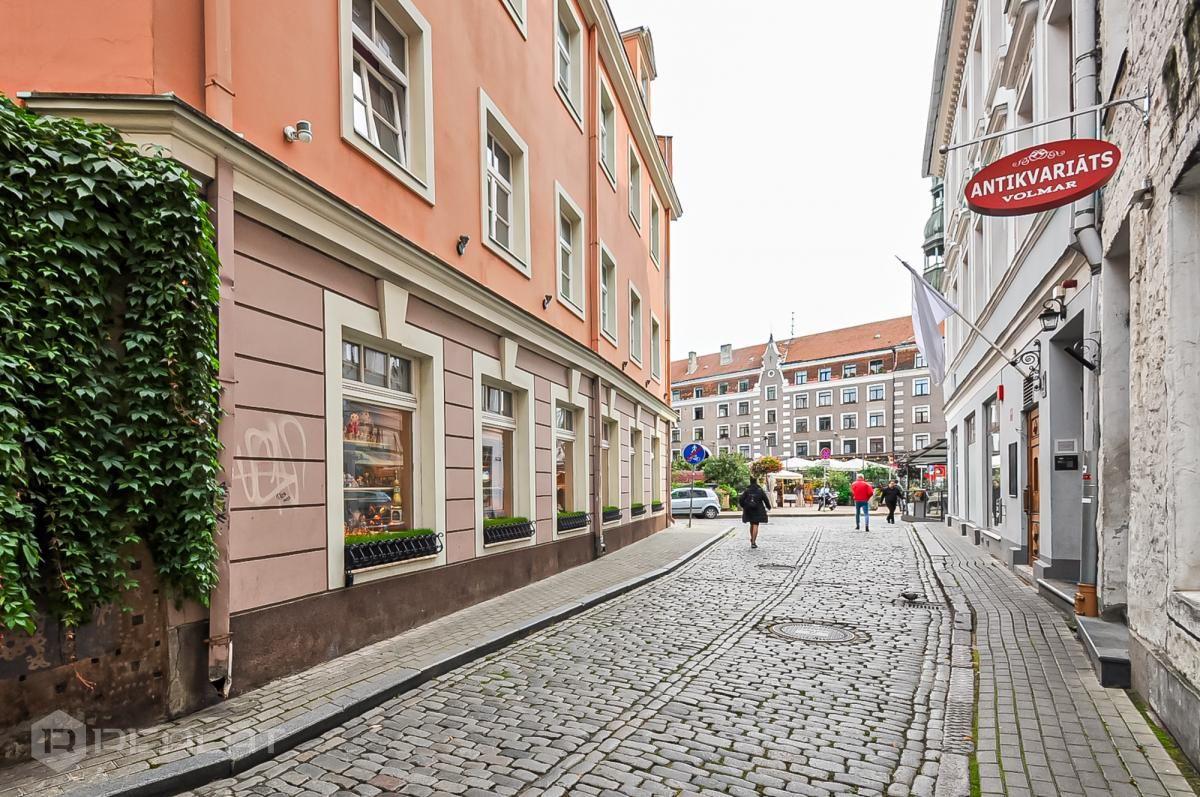 Улица Krāmu