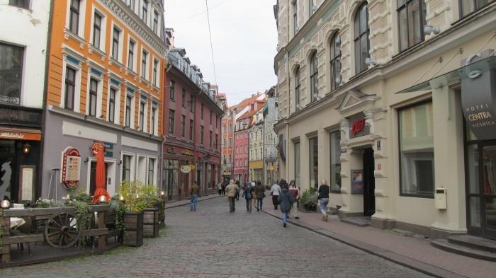 Audēju 6,   Rīga Street