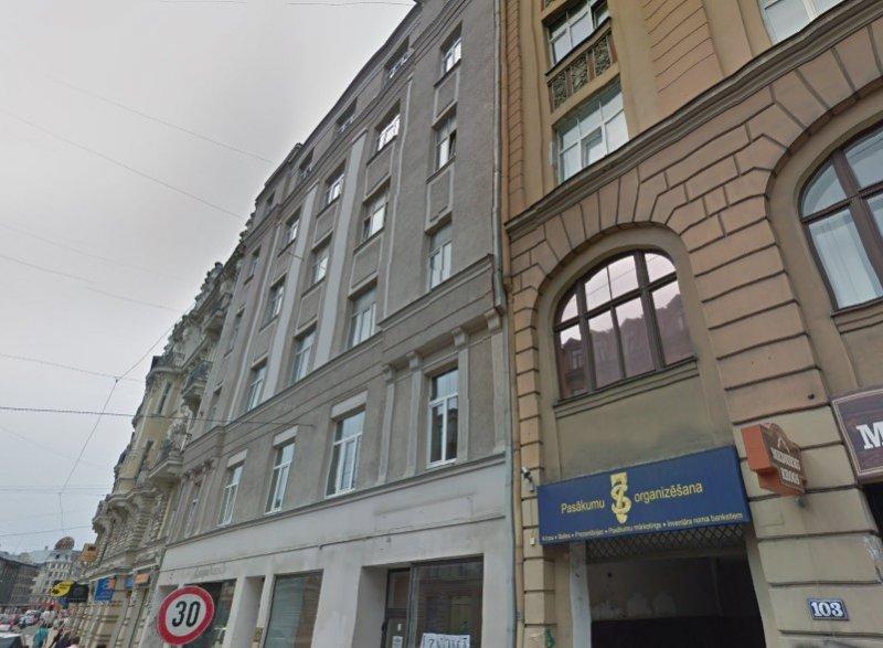 Brīvības iela 101,   Rīga
