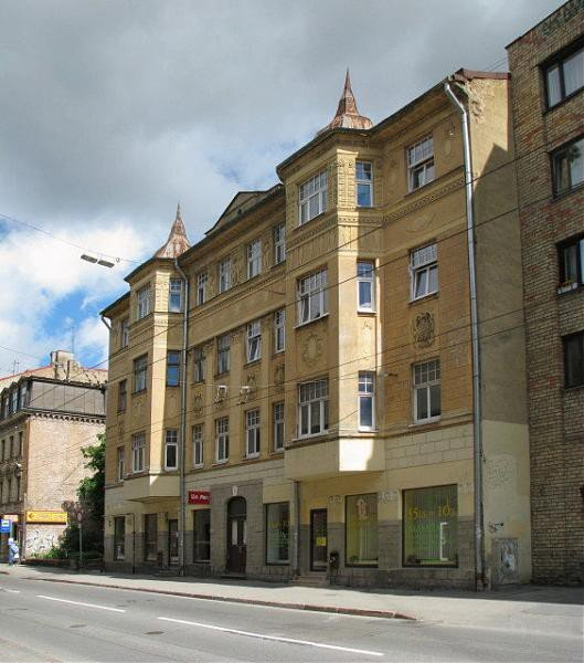 Tallinas iela 35,   Rīga