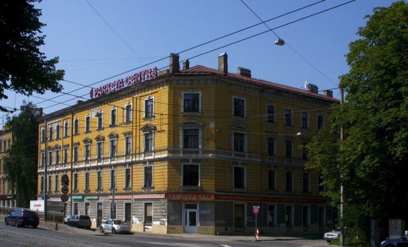 Brīvības gatve 195,   Rīga