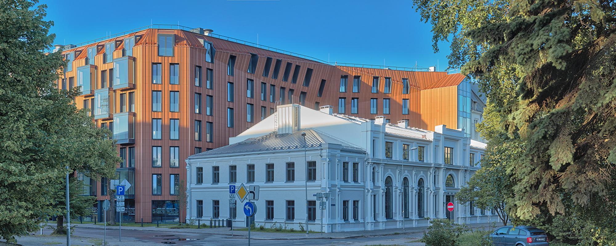 Strēlnieku iela 8,  Rīga
